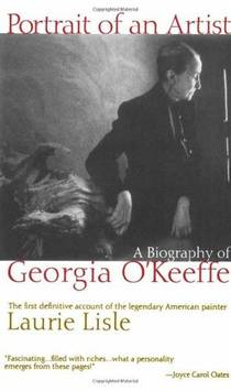 Picture of a book: Portrait Of An Artist: A Biography Of Georgia O'keeffe