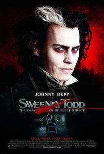 Picture of a movie: Sweeney Todd: The Demon Barber Of Fleet Street