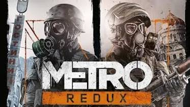 Picture of a game: Metro: Last Light Redux