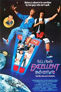 Picture of a movie: Bill & Ted's Excellent Adventure
