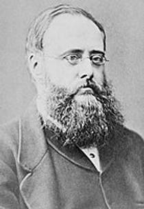Picture of an author: Wilkie Collins