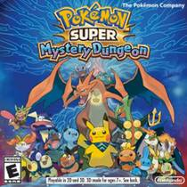 Picture of a game: Pokemon Super Mystery Dungeon