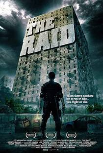 Picture of a movie: The Raid