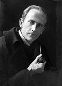 Picture of an author: A.A. Milne