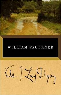 Picture of a book: As I Lay Dying