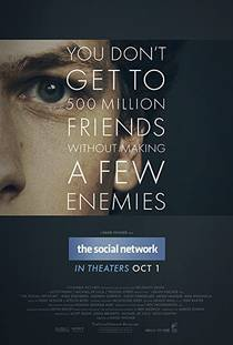 Picture of a movie: The Social Network