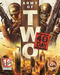 Picture of a game: Army Of Two: The 40th Day