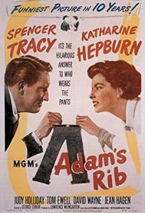 Picture of a movie: Adam's Rib