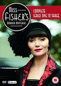 Picture of a TV show: Miss Fisher's Murder Mysteries