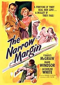 Picture of a movie: The Narrow Margin