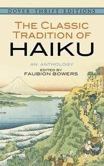 Picture of a book: The Classic Tradition of Haiku: An Anthology