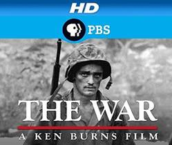 Picture of a TV show: The War