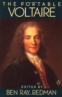 Picture of a book: The Portable Voltaire