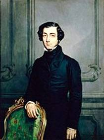 Picture of an author: Alexis De Tocqueville