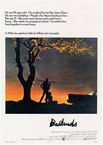 Picture of a movie: Badlands