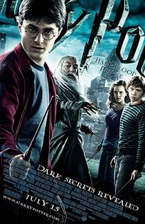 Picture of a movie: Harry Potter And The Half-Blood Prince