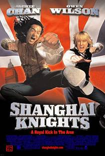 Picture of a movie: Shanghai Knights