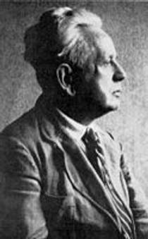 Picture of an author: Ernst Cassirer
