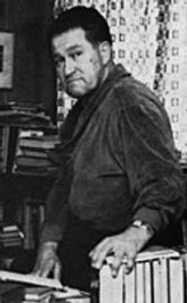 Picture of an author: August Derleth