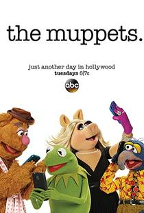 Picture of a TV show: The Muppets.