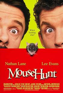 Picture of a movie: Mousehunt