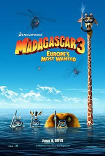 Picture of a movie: Madagascar 3: Europe's Most Wanted