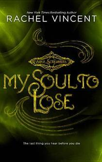 Picture of a book: My Soul To Lose