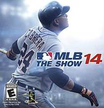 Picture of a game: Mlb 14: The Show