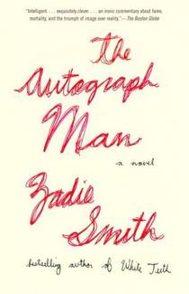 Picture of a book: The Autograph Man
