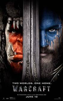 Picture of a movie: Warcraft