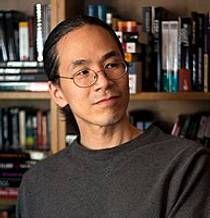 Picture of an author: Ted Chiang