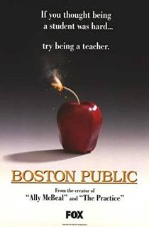 Picture of a TV show: Boston Public
