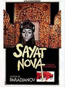 Picture of a movie: Sayat Nova