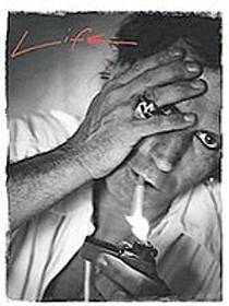 Picture of an author: Keith Richards