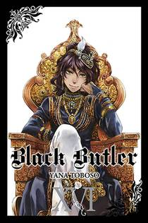 Picture of a book: Black Butler, Vol. 1