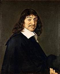Picture of an author: René Descartes