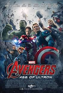 Picture of a movie: Avengers: Age Of Ultron