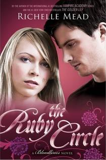 Picture of a book: The Ruby Circle