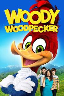 Picture of a movie: Woody Woodpecker