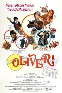 Picture of a movie: Oliver!