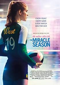Picture of a movie: The Miracle Season