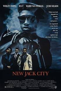 Picture of a movie: New Jack City