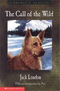 Picture of a book: The Call Of The Wild