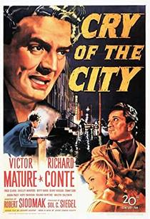 Picture of a movie: Cry of the City