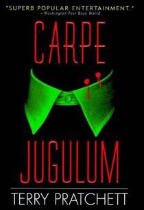 Picture of a book: Carpe Jugulum