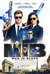 Picture of a movie: Men In Black International