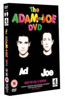 Picture of a TV show: The Adam And Joe Show
