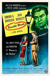 Picture of a movie: Scarlet Street