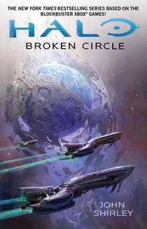 Picture of a book: Halo: Broken Circle