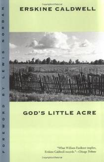 Picture of a book: God's Little Acre